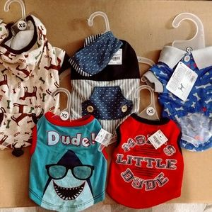 Other - BRAND NEW!Xsmall doggy outfits
